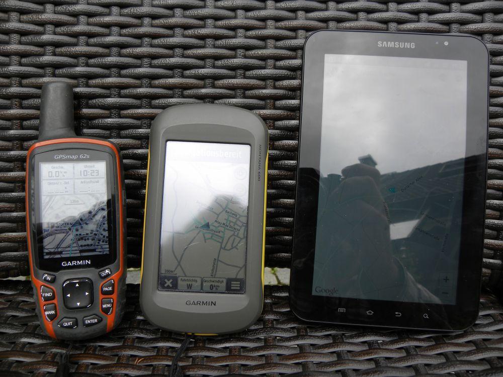 Smartphone-vs-GPS