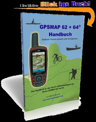 GPSMAP 62-64 Handbuch Anleitung