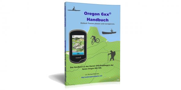 Garmin Oregon 6 Handbuch