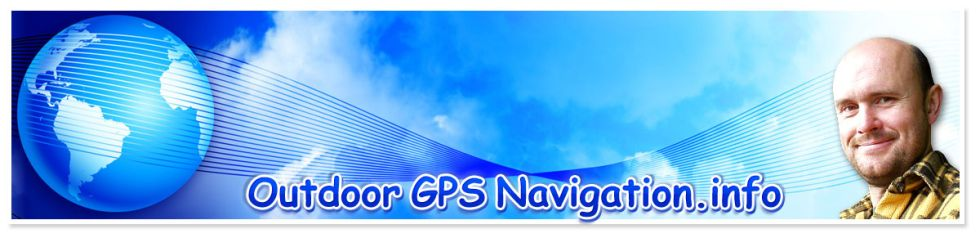 Outdoor GPS Navigation . Info