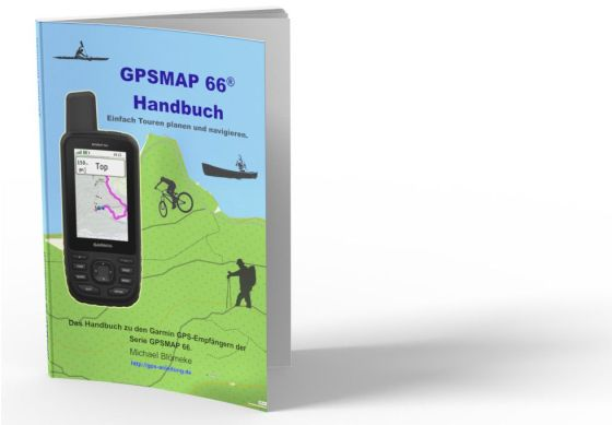 GPSMAP 66 Handbuch Cover